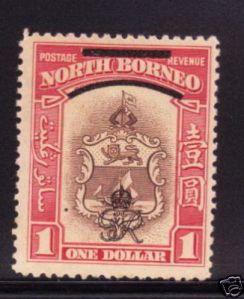 1 dollar n.borneo